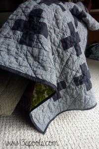 Baby Boy Plus Quilt