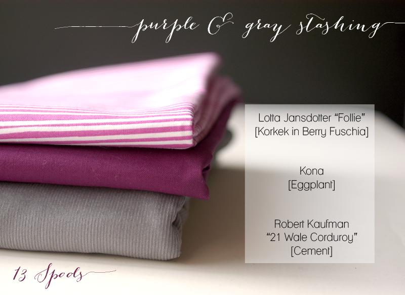 purple and gray stashing copy b