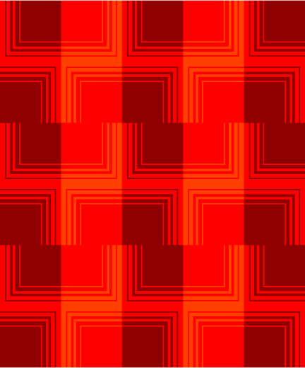 black vibrations mockup smaller red a