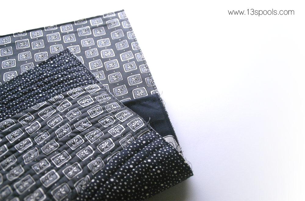 Wavy Pillow tutorial 16