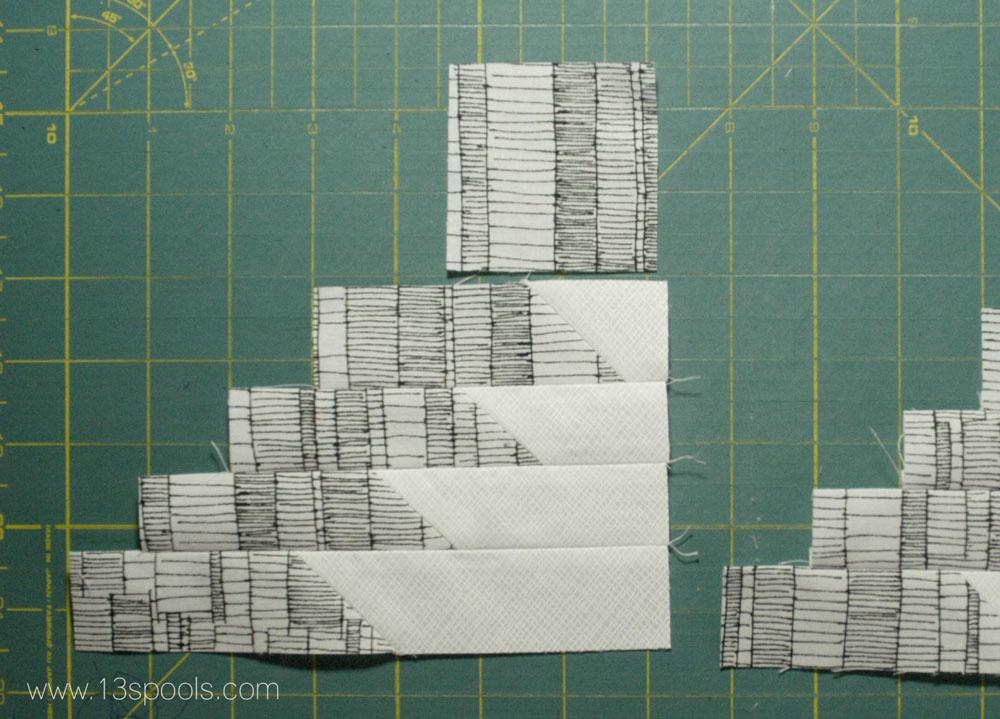 starship quilt block tutorial 13