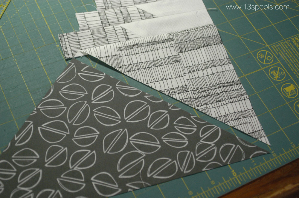 starship quilt block tutorial 15