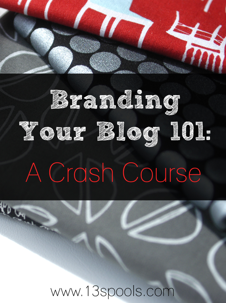 Branding Your Blog 101 copy