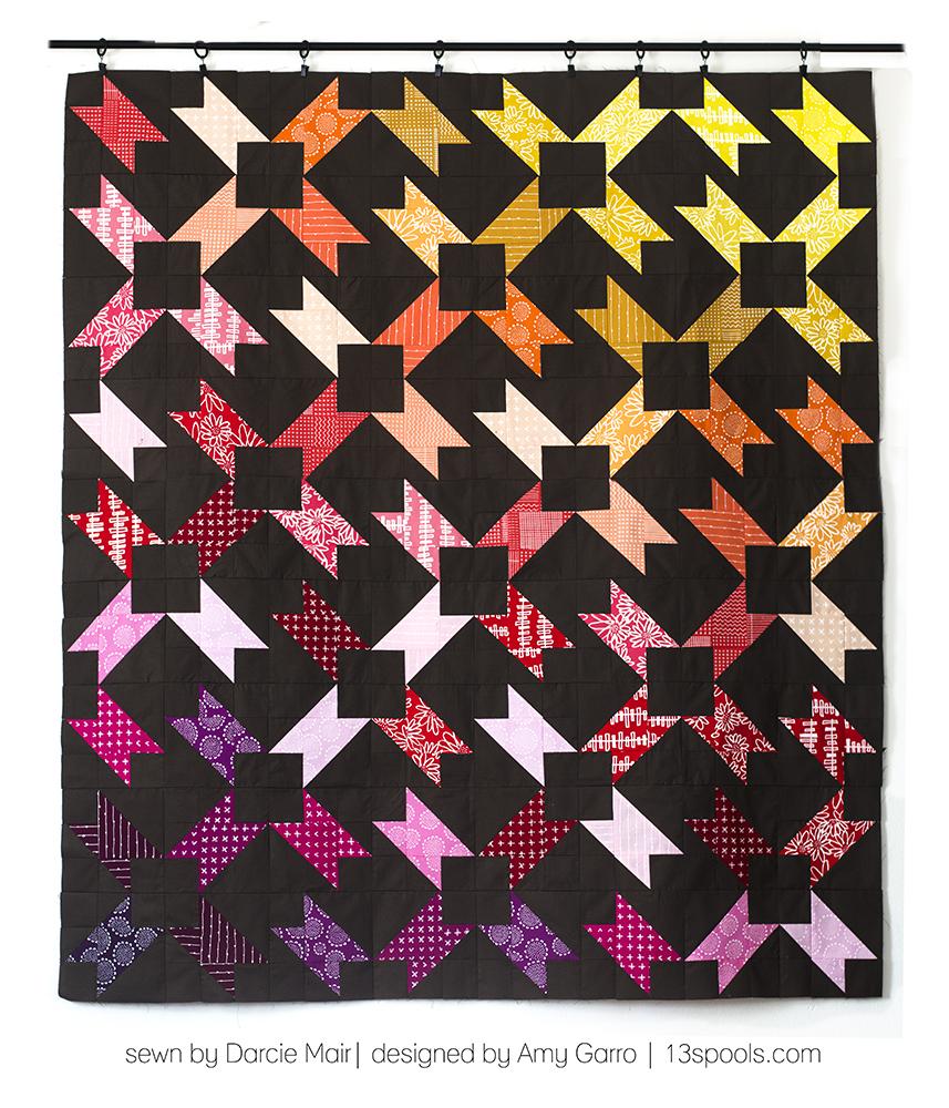 tribal churn quilt 2