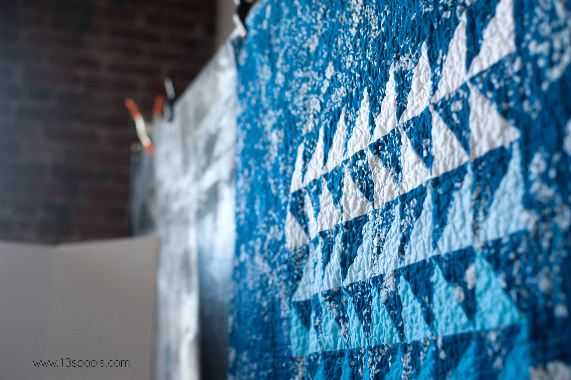 blue baby quilt 1