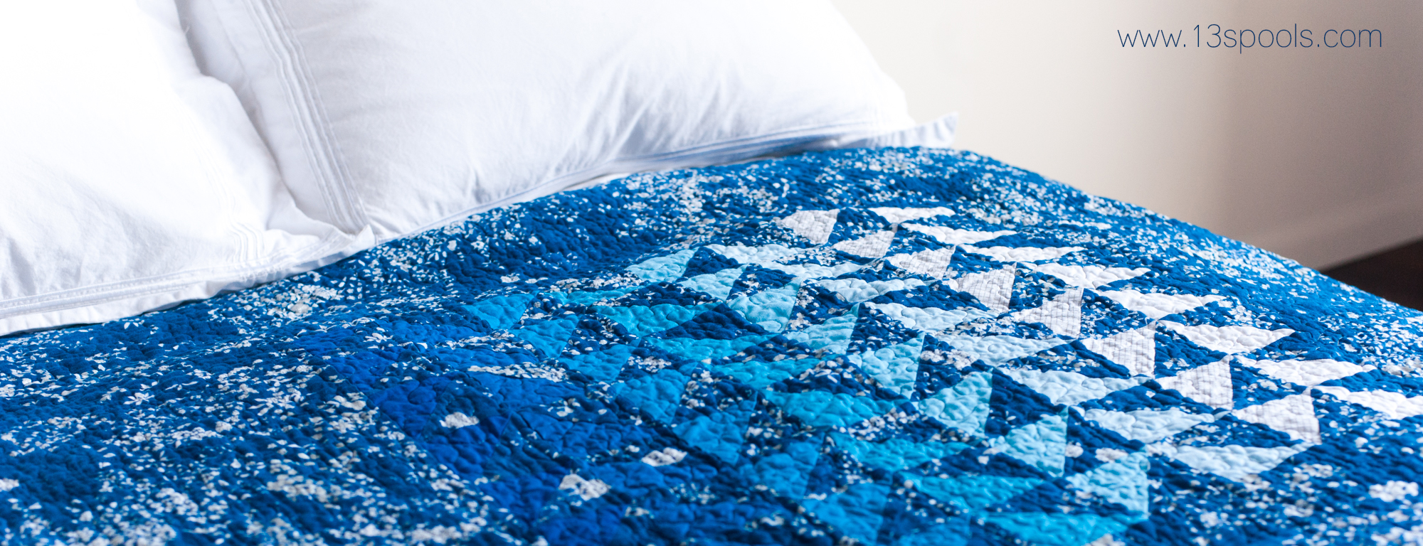 blue baby quilt 5