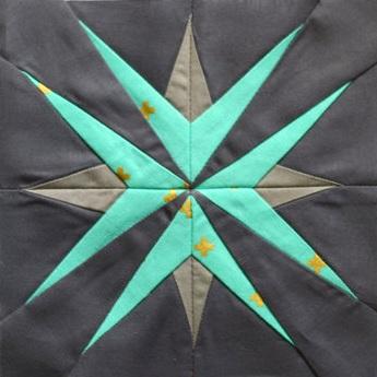 Illusion Star Block -