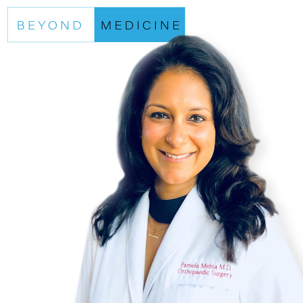 Career and Life Balancefor Women.  - Dr. Pamela Mehta, MD. A Orthopedic Surgeon and advocate for women in all fields shares with us how women from all backgrounds can have the career and the life they dream of regardless of how hard that path may be.