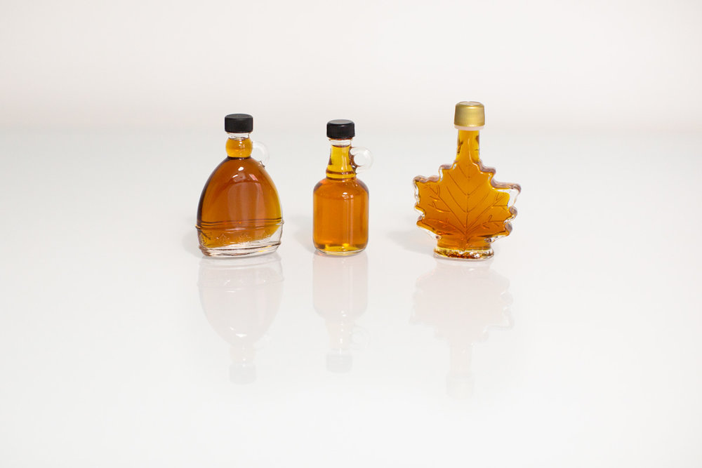 Maple Syrup Gifts and Table Favors