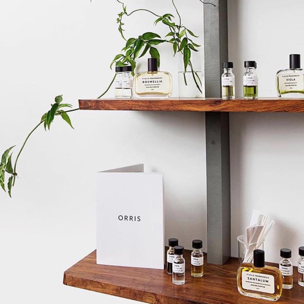 Orris Perfumery -