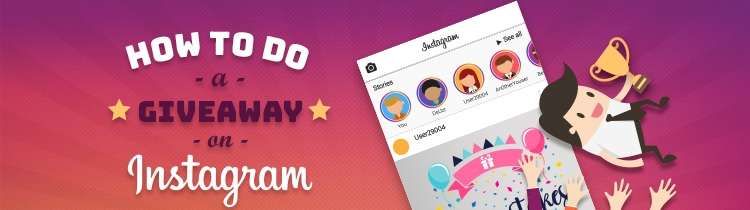 How to Host Instagram Giveaways