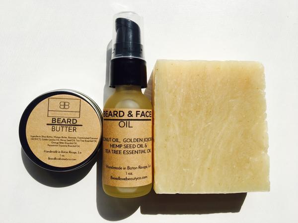 Beau Gift Set x Breedlove Beauty Co. - $45