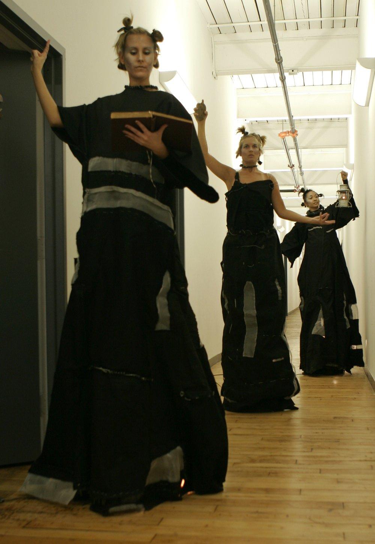 Weapons of Time Hallway.JPG