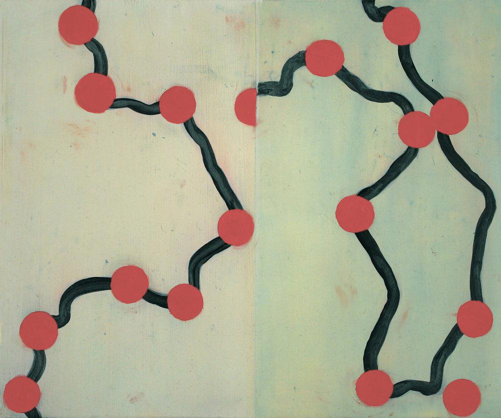 Figure 17: Steven Baris:  Ititamat #8