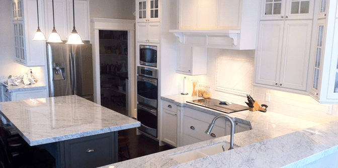 Marble, Granite, And Quartz Countertops For Kitchens And Bathrooms