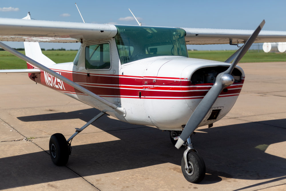 N61251 - N61251 is a 1969 Cessna 150J mainly used for Private Pilot Training. Two seater powered by a 100HP Engine. Great time builder!$105 WET