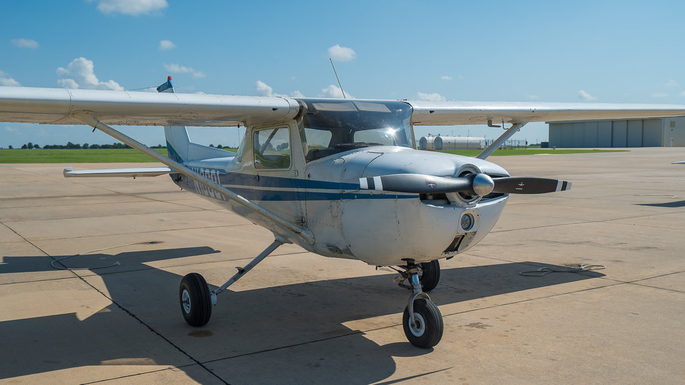 N10681 - N10681 is a 1973 Cessna 150L mainly used for Private Pilot Training. Equipped with a Garmin G5, two seater powered by a 100HP Engine. Great time builder!$105 WET