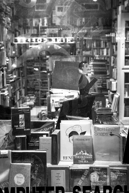 Alabaster Bookshop, 4th Ave