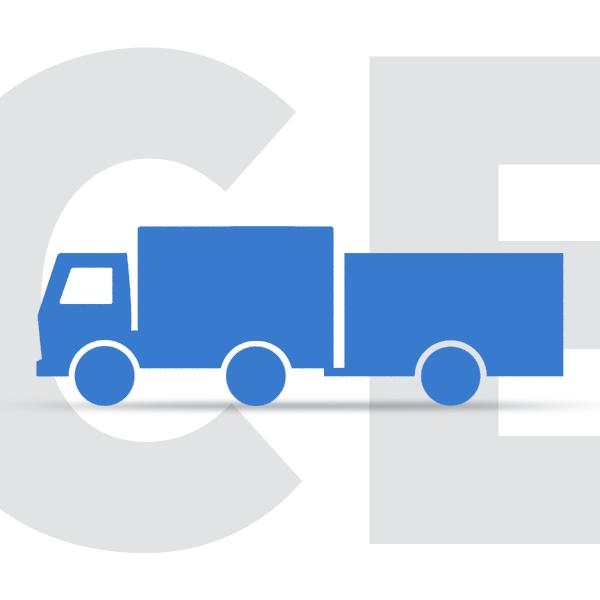 CE | Trekker + Oplegger