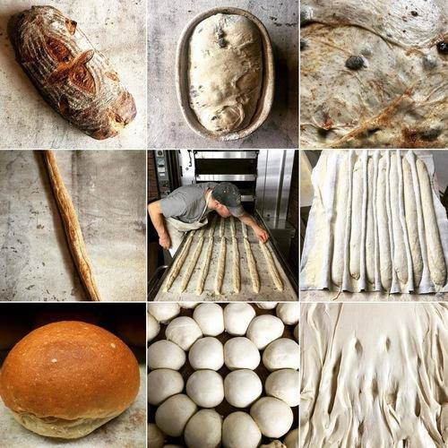 Philly Bread Process