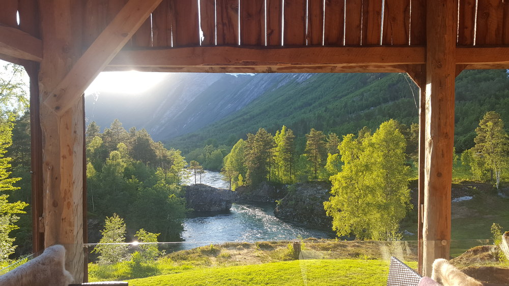 Valdall, Norway -