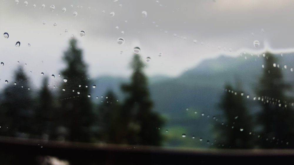 Heidiland, Switzerland -