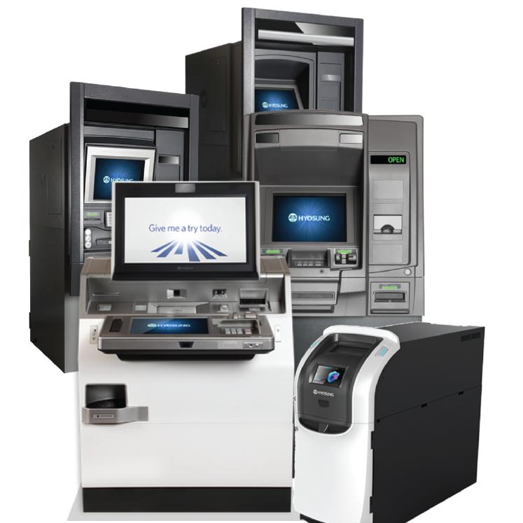 ATM Machines - ATM MachinesATM Share ProgramATM Enclosures