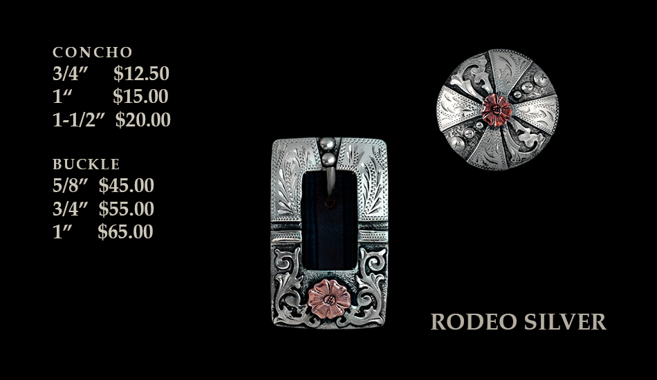 Rodeo Silver