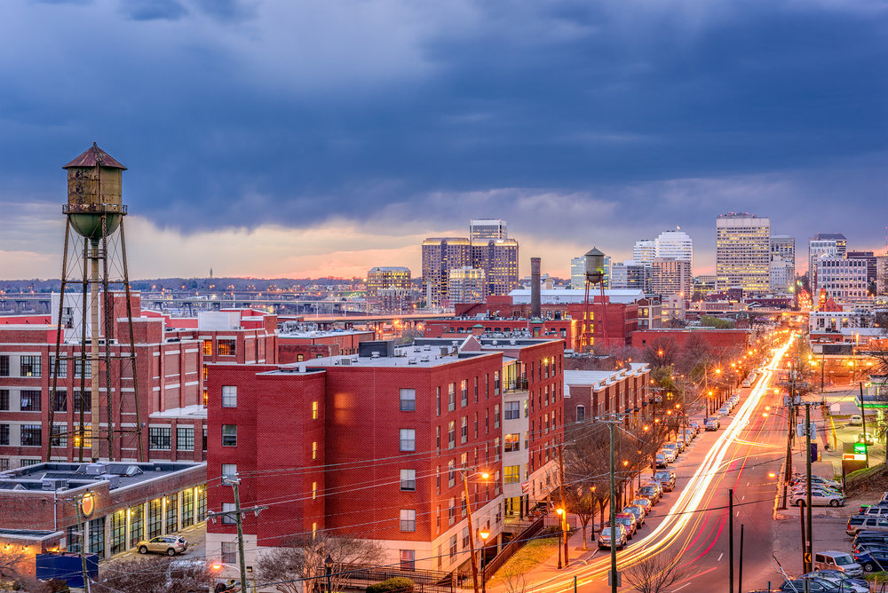 - As a company with global reach, Sandbox is proud to be headquartered in blooming Richmond, Virginia.