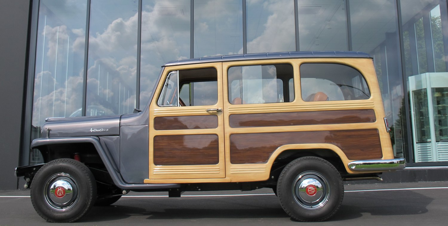 Jeepheritage 1960 Willys Jeep For Sale Used Learn More About This Station Wagon