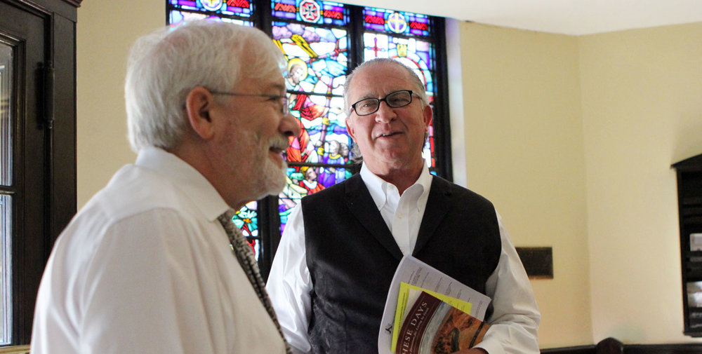 Invitation & Integration - This team is all about welcoming, whether you're a visitor to FPC or a new member looking for information about our church. The team's ministries include greeting people on Sunday mornings, maintaining our website, creating publicity, answering questions for prospective members, mentoring new members, and helping visitors and new members feel at home in the church by hosting informal gatherings or simply offering a welcome handshake.Contact: Ed Senter