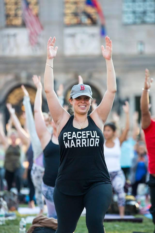 Yoga Day Boston