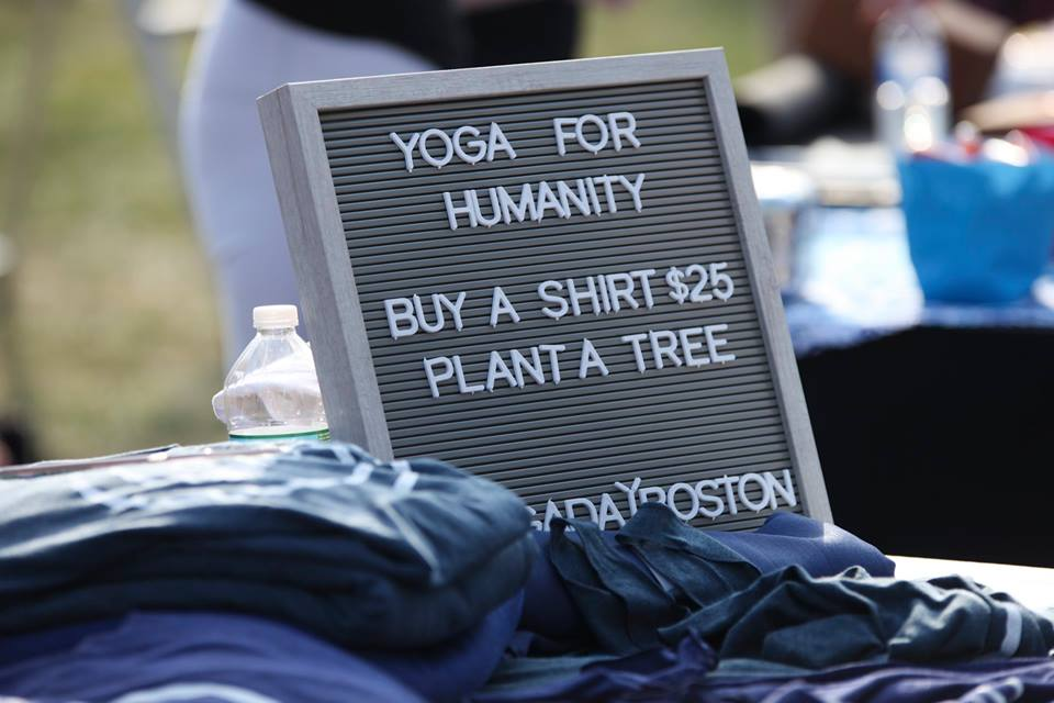 Yoga For Humanity