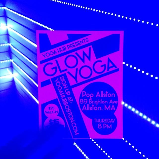 Glow Yoga YogaHub