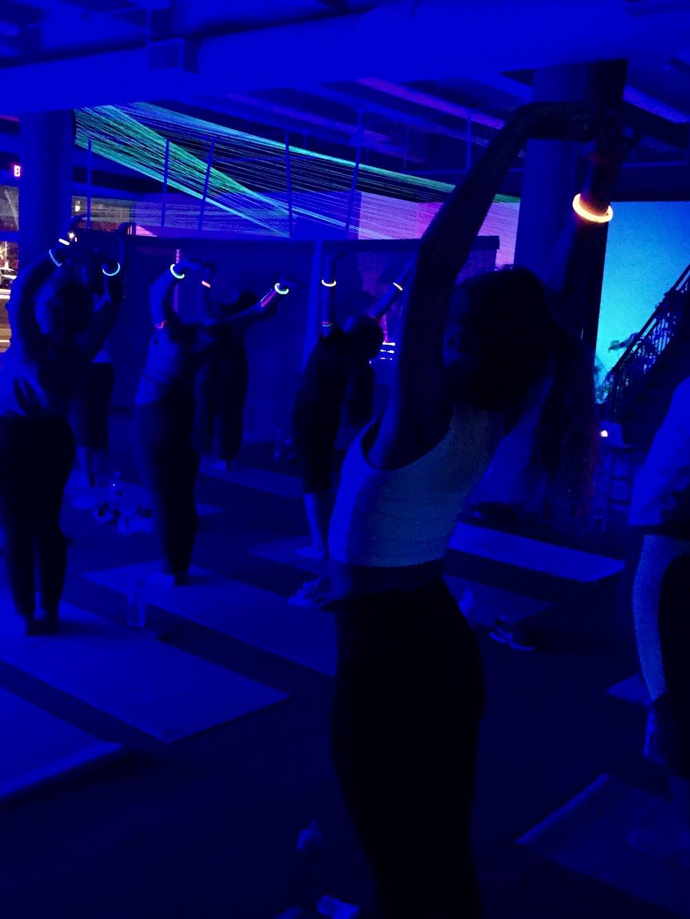 Allston Glow Yoga