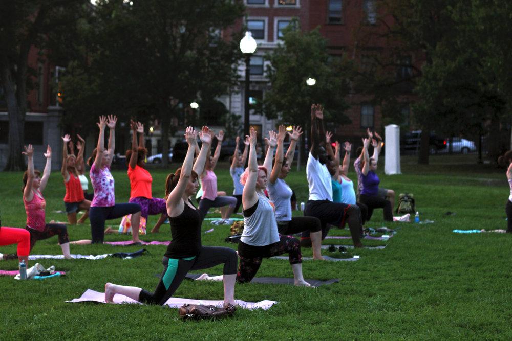 YogaHub Donation Based Yoga2