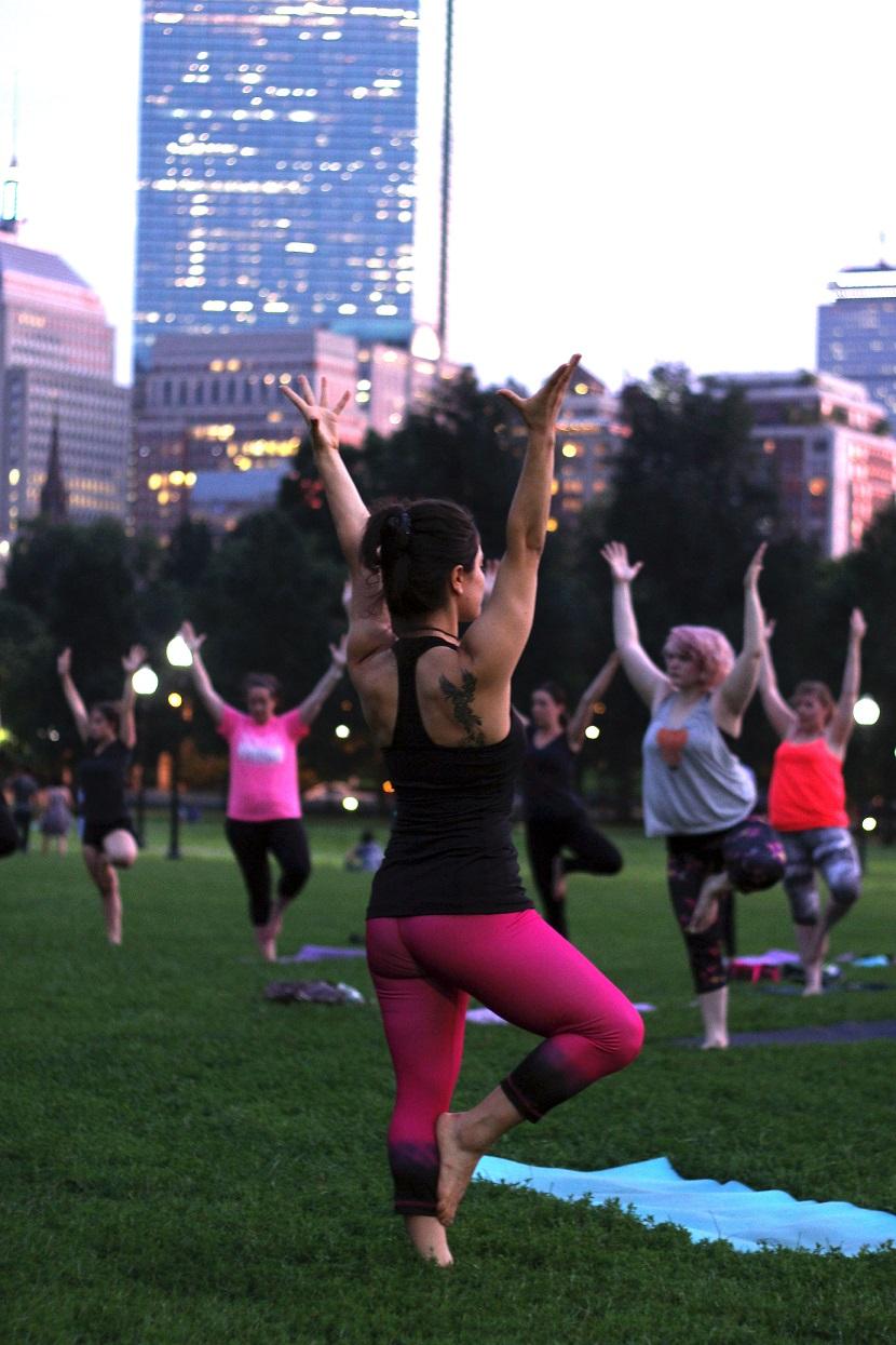 YogaHub Donation Based Yoga