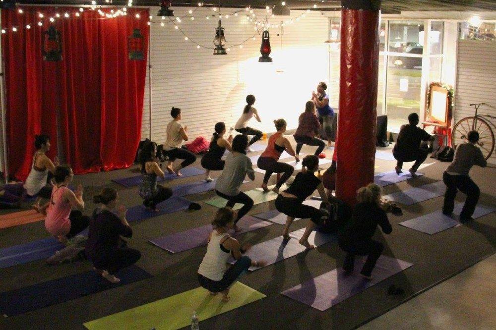 Yoga Festivus YogaHub Boston2