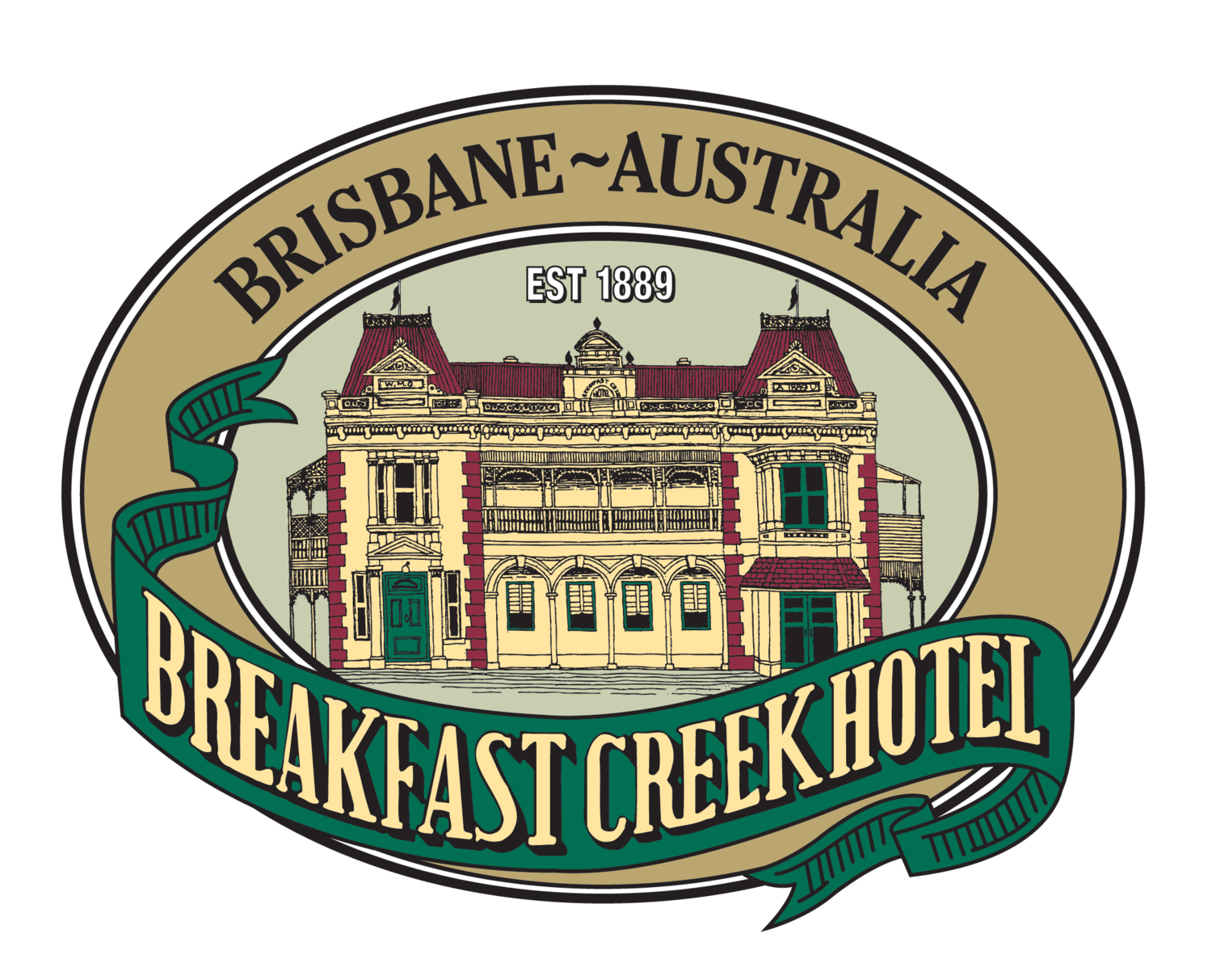 Breakfast Creek Hotel, Breakfast Creek, QLD