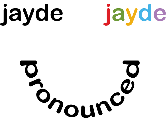 jayde pronounced jayde