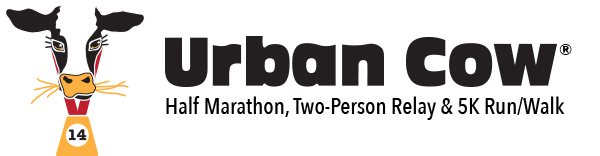 Urban Cow Half Marathon  |  October 7, 2018