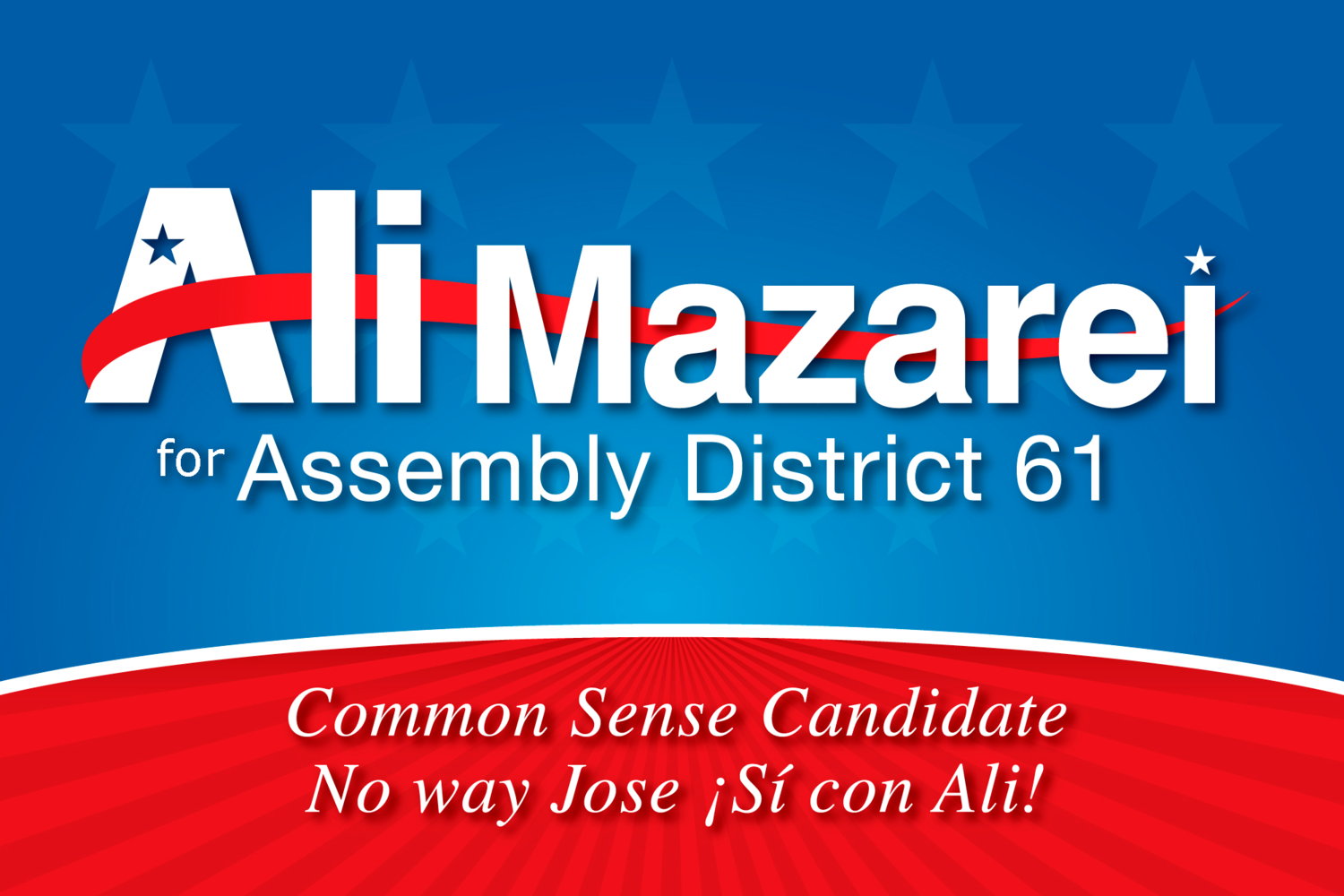 Voter Locations — Ali Mazarei For Assembly District 61
