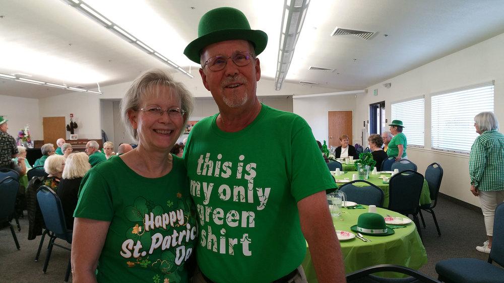 Irish Social