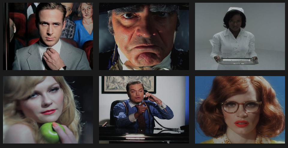 Touch of Evil:  Cinematic Villainy From the Year's Best Performers