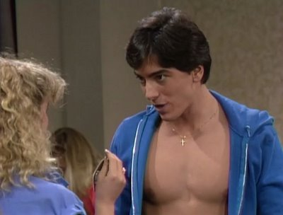 """CHARLES IN CHARGE     I had a conversation tonight, well I guess you could say debate. Who is the better manny? — Scott Baio (Charles In Charge) or Tony Danza (""""Who's The Boss"""")."""