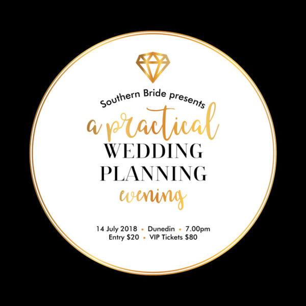 "A Practical Wedding Planning Evening"" / Dunedin — Bride"