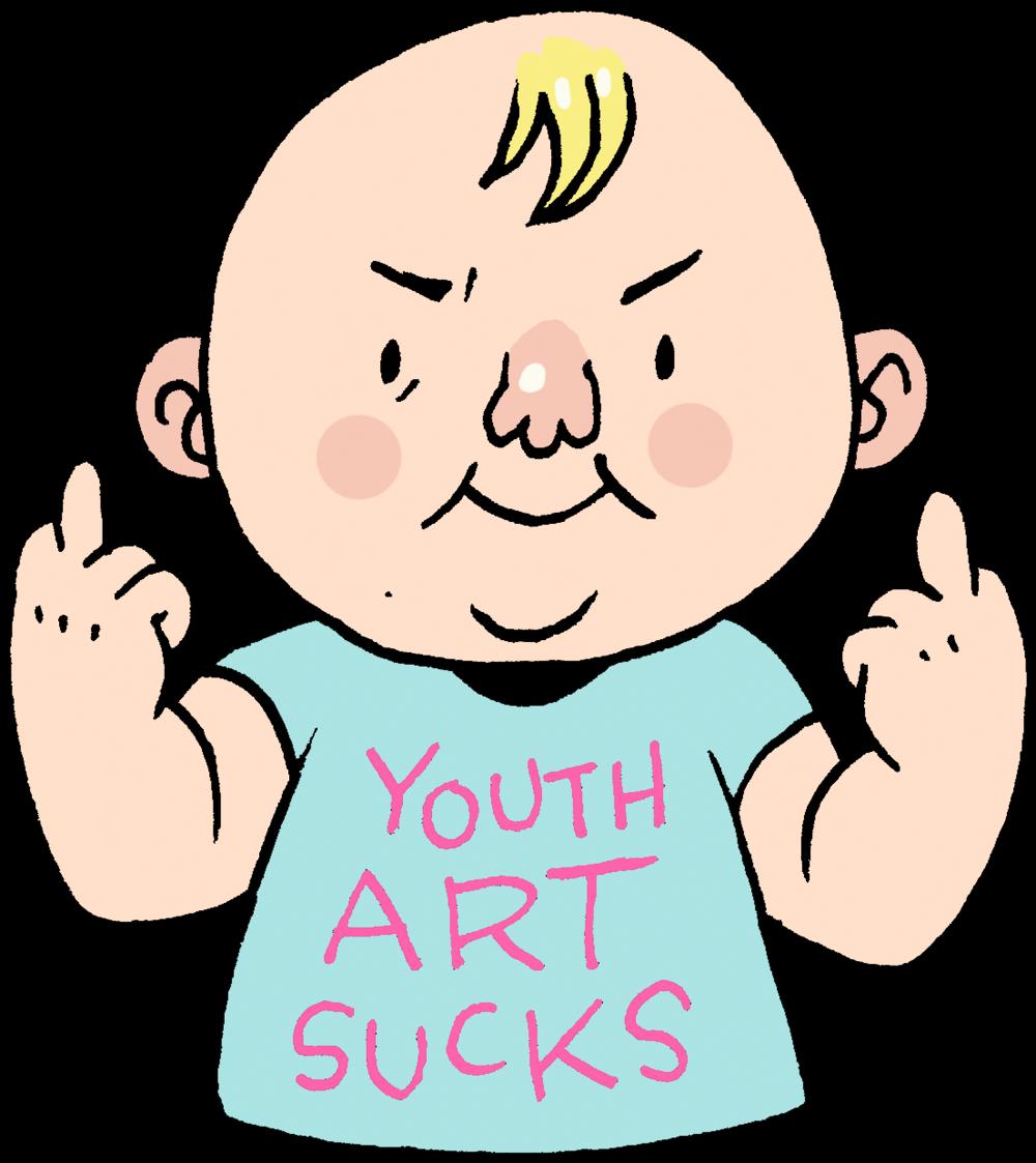 Youth Art Sucks - FOMO forever.