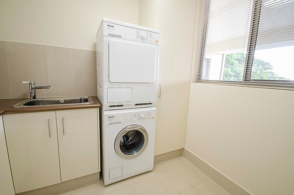 Apartment with Laundry, Apartment One | Ming Apartments, Kingscliff NSW Australia