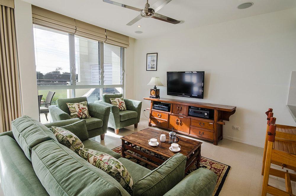 Luxury apartment, Apartment Three | Ming Apartments, Kingscliff NSW Australia