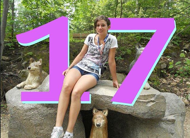 @lauren_wolfy17, of the Tech team, is here to say 17 more days to go